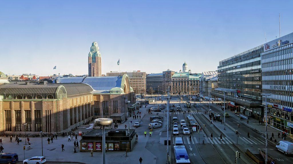 Helsinki repensa mobilidade urbana. (Foto: Jori Samonen/Flickr-CC)