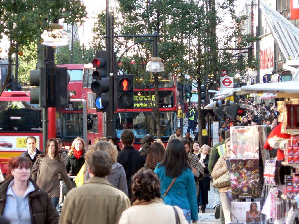 Rua recebe cerca de 200 milhões de visitantes por ano. (Foto: Tim Tabor/Flick-CC)