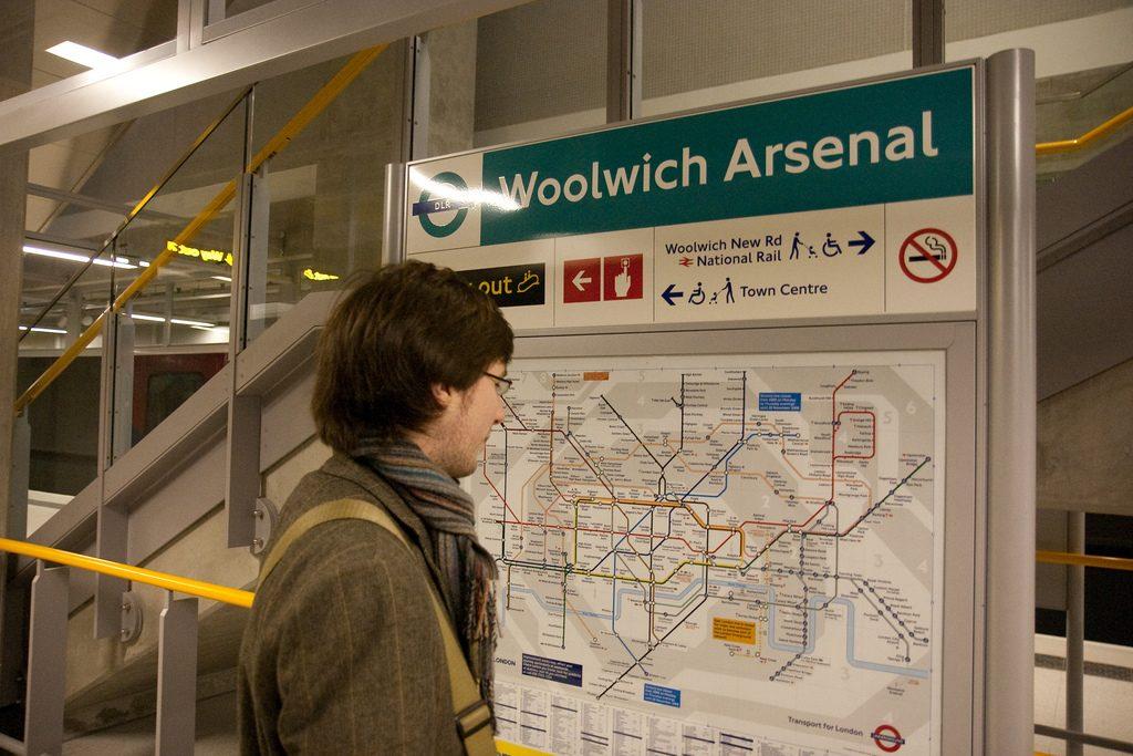 Sistemas de transporte estão cada vez mais difíceis de colocar em mapas compreensíveis. (Foto: Tom Page/Flickr-CC)