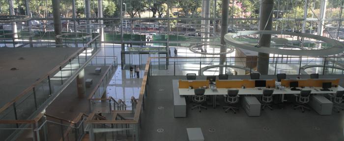Nova sede do governo municipal de Buenos Aires (Estrella Herrera/GCBA)