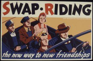 Carpooling propaganda