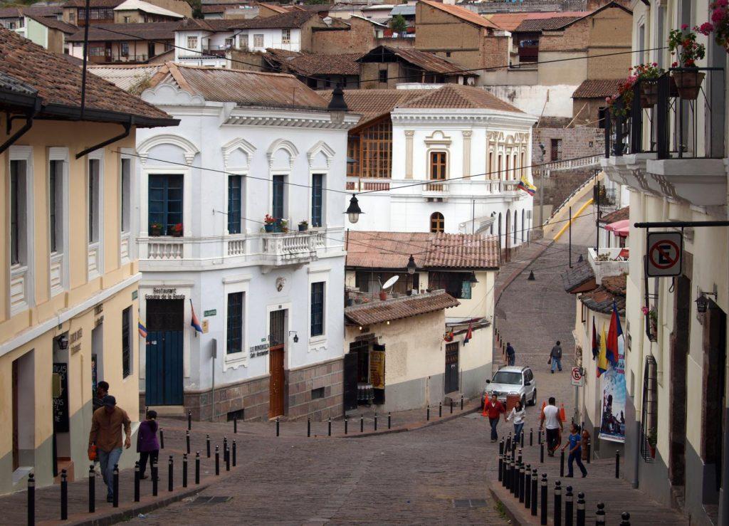 Quito, no Equador. Foto: Claudio Alvarado Solari / Flickr