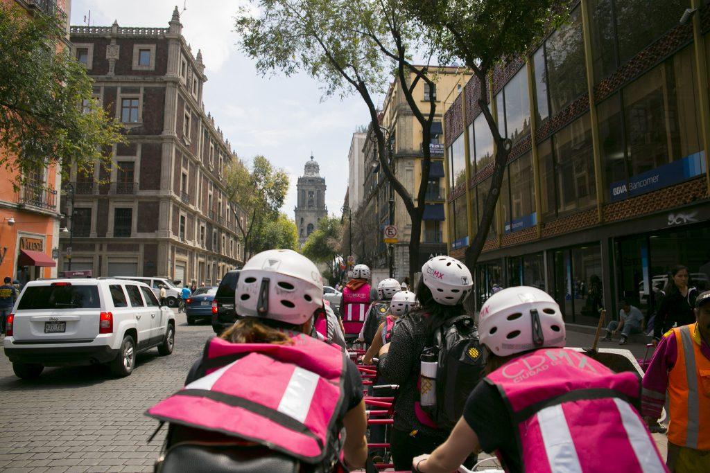 bicitour Cidade do México