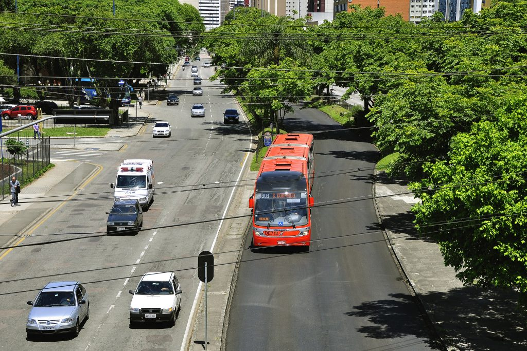 Curitiba. (Foto: Mariana Gil/WRI Brasil Cidades Sustentáveis)