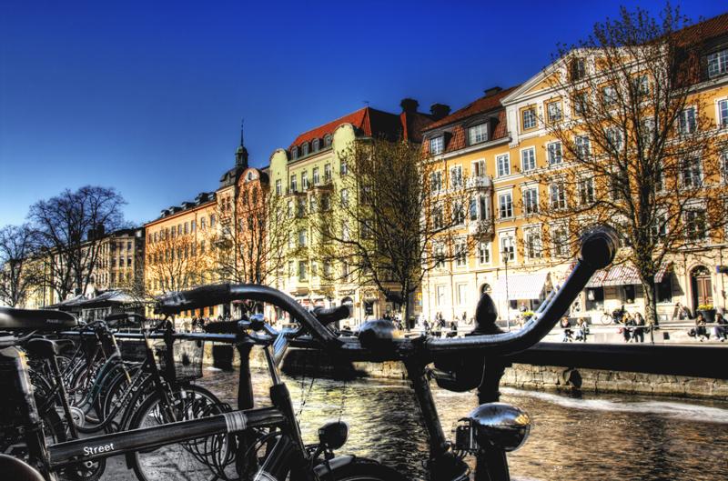 Suécia, Visão Zero, segurança viária