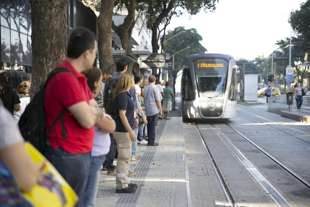 VLT Carioca, mobilidade sustentável