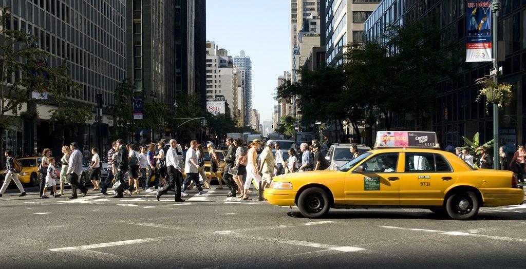 Carros ficam inativos 95% do tempo e 50% desse tempo estão com 50% da capacidade ocupada. (Foto: Peter/Flickr-CC)