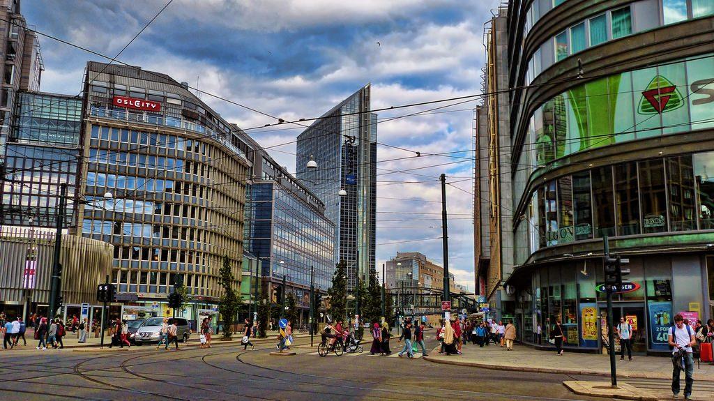 Oslo, Noruega, veículos elétricos