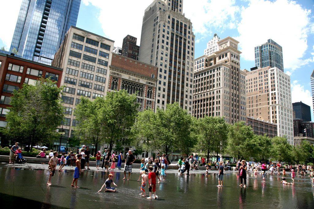 Combate ao aquecimento global deve ser vencido nas cidades. (Foto: vincent desjardins/Flickr-CC)