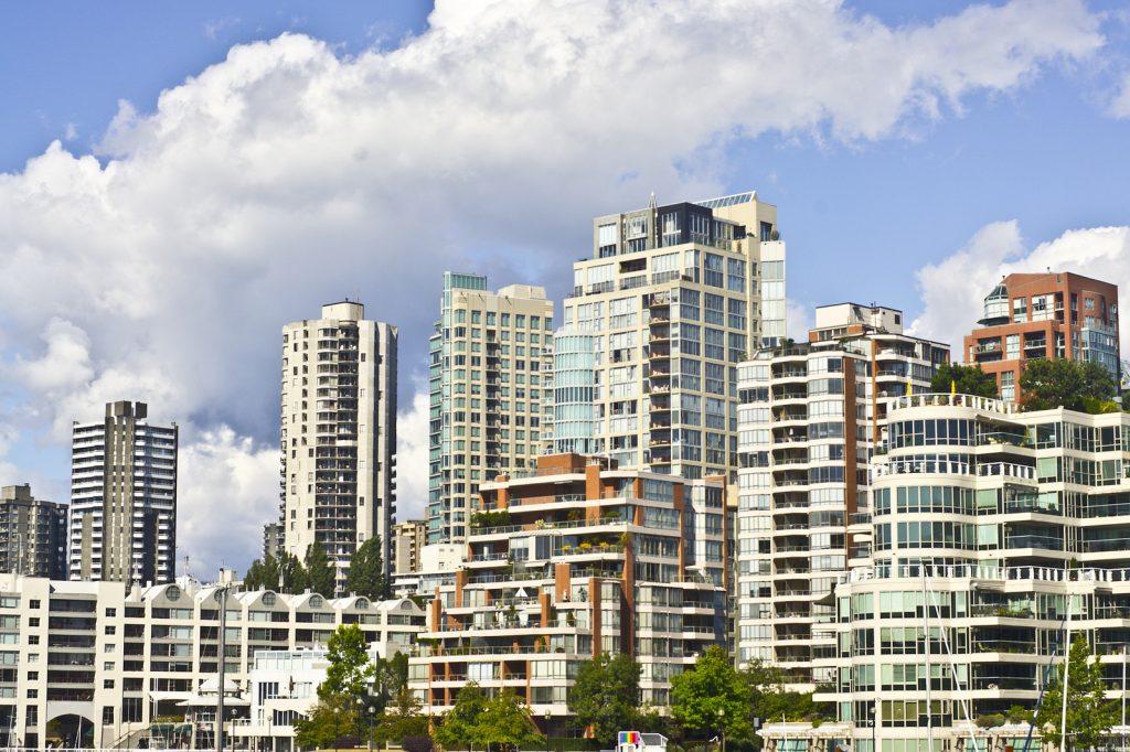 Edifícios são responsáveis por um quarto das emissões globais de CO2 induzido por seres humanos. (Foto: Ruocaled/Flickr-CC)