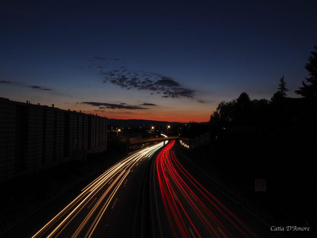 Mesmo diante de um futuro ainda indefinido, cidades precisam começar a se preparar agora para as transformações no transporte (foto: Catia D'Amore/Flickr)