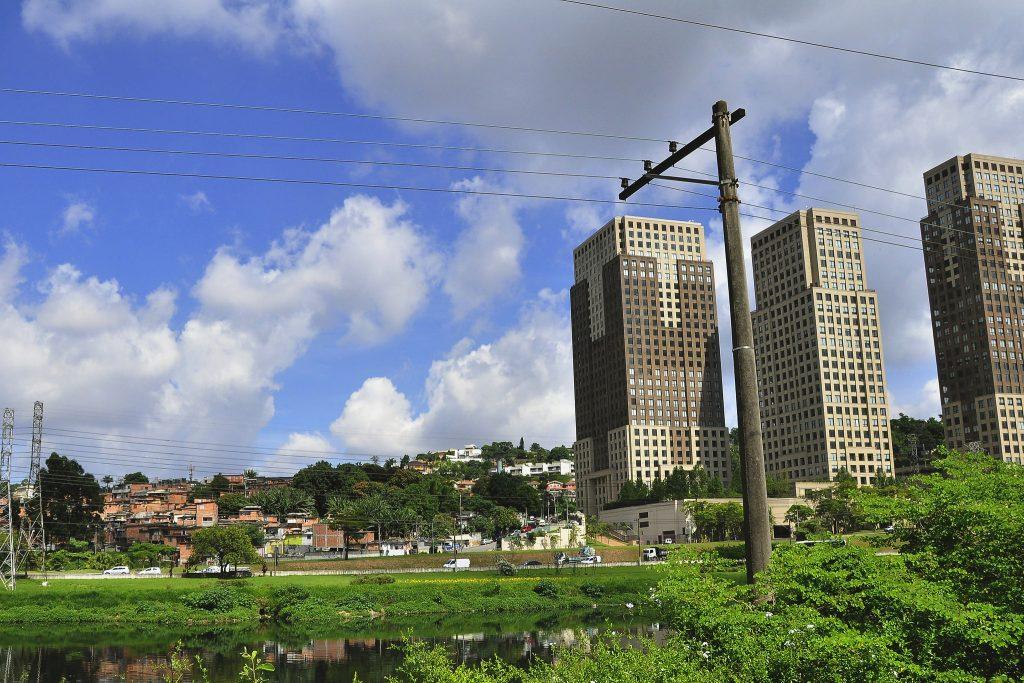 Marginal Pinheiros, em São Paulo (foto: Mariana Gil/WRI Brasil)
