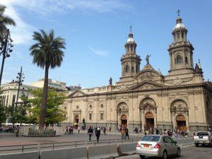 Plaza de Armas em Santiago. (Foto: Thom Fresneau/Flickr-CC)