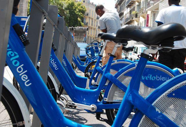 O Bikesharing faz parte da mudança de paradigma na mobilidade urbana (Flickr / WRI Ross Center for Sustainable Cities)
