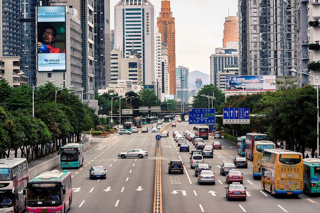 ca183c76568 Como uma cidade chinesa formou a maior frota de ônibus elétricos do mundo