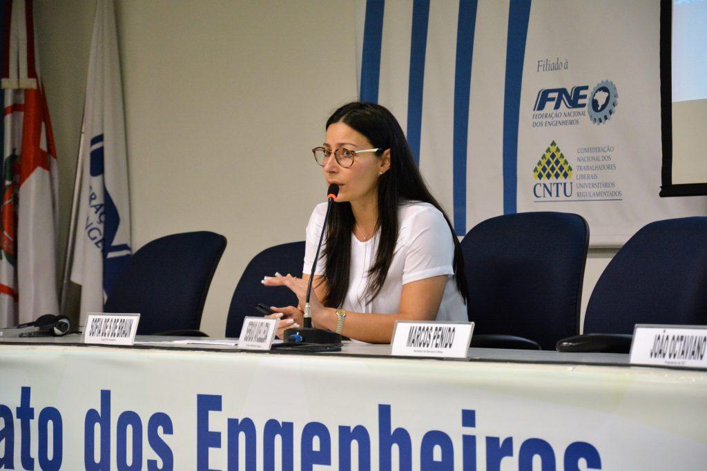 Sofia Salek de Braun (Foto: Débora Pinho/WRI Brasil)