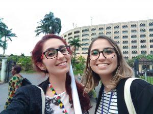 Erica Oiticica e Sâmyla Souza