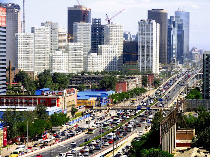 Beijing, China. (Foto: Asian Development Bank)