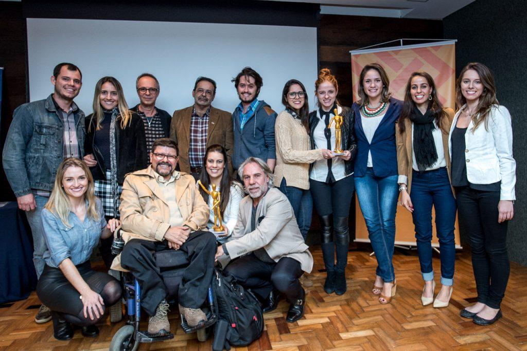 Propostas vencedoras do Concurso Acessibilidade para Todos promoveram a integração dos espaços em Belo Horizonte (Foto: Nereu Jr)