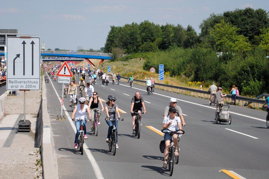 Projeto reuniu 3 milhões de pessoas em rodovia da Alemanha. (Foto: mr.g2003/Flickr-CC)