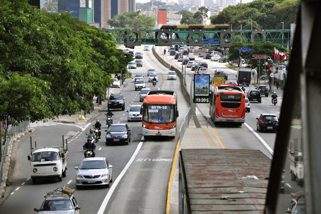 São Paulo. (Foto: Mariana Gil/WRI Brasil Cidades Sustentáveis)