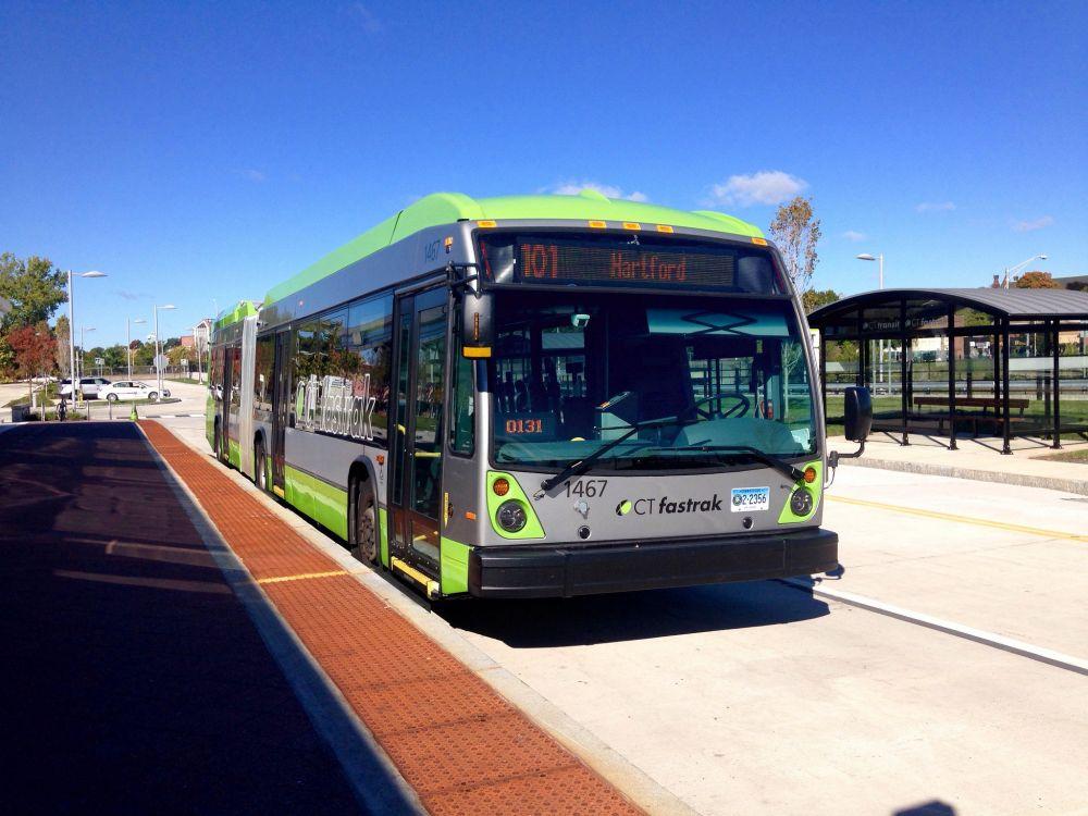 BRT de Hartford (Foto: NewFlyer504/WikiCommons)