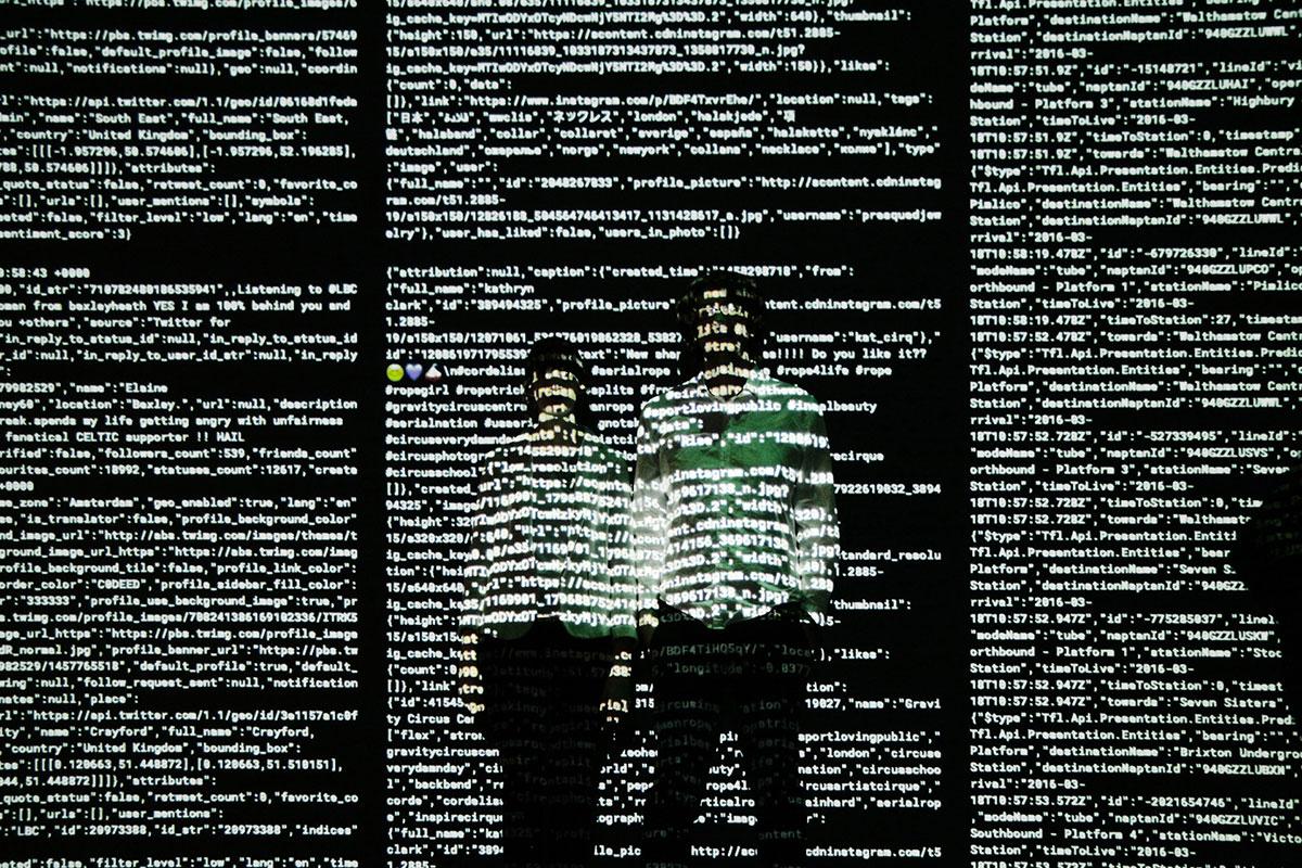 (Divulgação - London Data Streams)