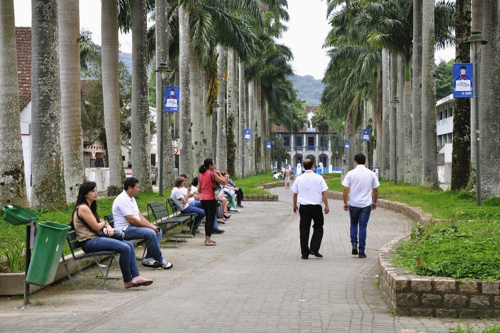 Joinville. (Foto: Mariana Gil/WRI Brasil Cidades Sustentáveis)