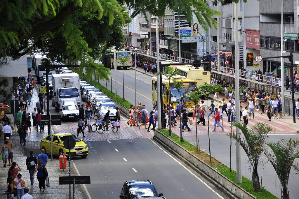 Código deve prezar pela segurança dos usuários mais vulneráveis das vias. (Foto: Mariana Gil/WRI Brasil Cidades Sustentáveis)