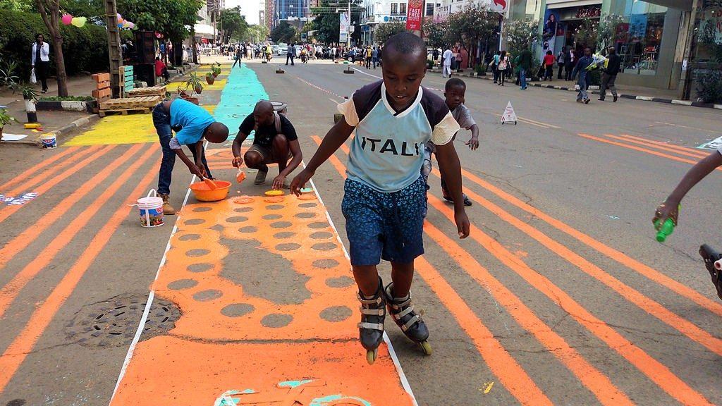 Placemaking, Nairobi, espaços públicos
