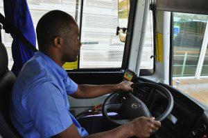 Profissionais são os responsáveis por transportar 30 milhões de passageiros por dia no país. (Foto: Mariana Gil/WRI Brasil Cidades Sustentáveis)