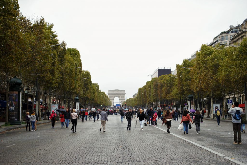 Avenida Champs-Élysée