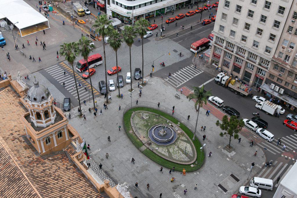 Planos Diretores afetam o uso dos espaços na cidade. (Foto: Daniel Hunter/WRI Brasil)