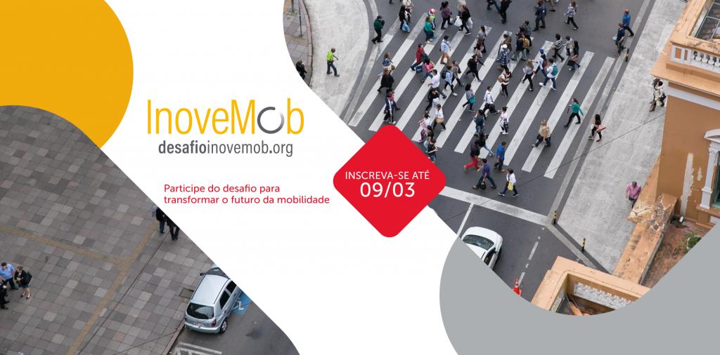 O Desafio InoveMob busca fomentar soluções inovadoras que comecem a traçar hoje o futuro da mobilidade