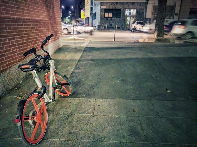 As bicicletas